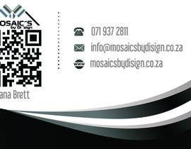#1 for Design a letterhead and business card for a Mosaic Company af jorgelove25