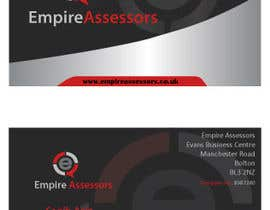 #12 untuk Re-design Business Card for Empire Assessors oleh nadesign
