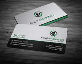 #1 untuk Re-design Business Card for Empire Assessors oleh anikush