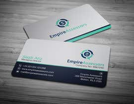 #7 untuk Re-design Business Card for Empire Assessors oleh anikush