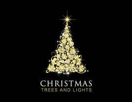 #10 untuk Design a Logo for Christmas Trees and Lights oleh syedali352