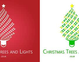 #166 for Design a Logo for Christmas Trees and Lights af dilpora