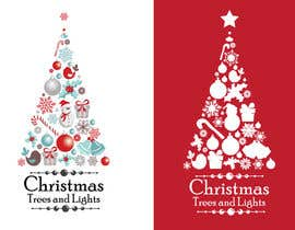 #175 for Design a Logo for Christmas Trees and Lights af davormitrovic