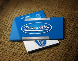 #4 for Logo and Business Card for Delicias Milas by georgeecstazy