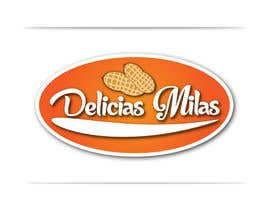 #12 for Logo and Business Card for Delicias Milas by georgeecstazy
