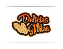 #13 untuk Logo and Business Card for Delicias Milas oleh georgeecstazy