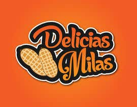 #14 for Logo and Business Card for Delicias Milas by georgeecstazy