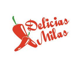 #6 for Logo and Business Card for Delicias Milas af DhavalAsodariya