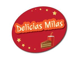 #25 untuk Logo and Business Card for Delicias Milas oleh sateshcharan