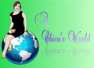 Bài tham dự #23 về Graphic Design cho cuộc thi Design a Logo for A Chica's World