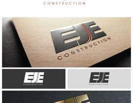 samehsos tarafından Design a Logo for EJE construction için no 34