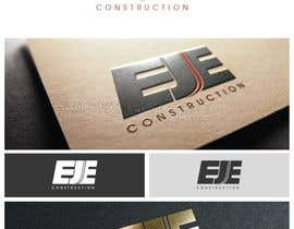 Nro 34 kilpailuun Design a Logo for EJE construction käyttäjältä samehsos