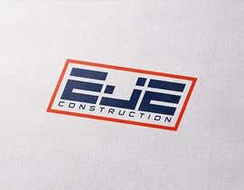 Nro 6 kilpailuun Design a Logo for EJE construction käyttäjältä markmael