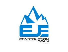 Nro 89 kilpailuun Design a Logo for EJE construction käyttäjältä aftabuddin0305
