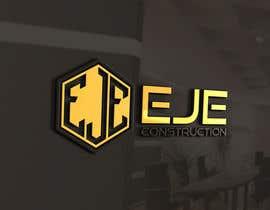Nro 74 kilpailuun Design a Logo for EJE construction käyttäjältä vladspataroiu