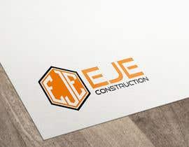Nro 76 kilpailuun Design a Logo for EJE construction käyttäjältä vladspataroiu