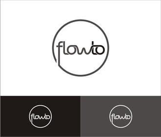 Nro 259 kilpailuun flowto logo käyttäjältä RPDonthemove