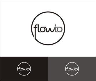 Nro 260 kilpailuun flowto logo käyttäjältä RPDonthemove