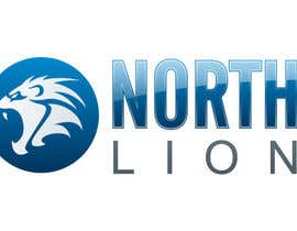 #41 para Logo Design for North Lion de raikulung