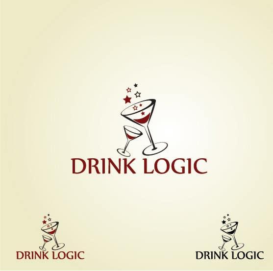 Konkurrenceindlæg #308 for Design a Logo for company name: Drink Logic