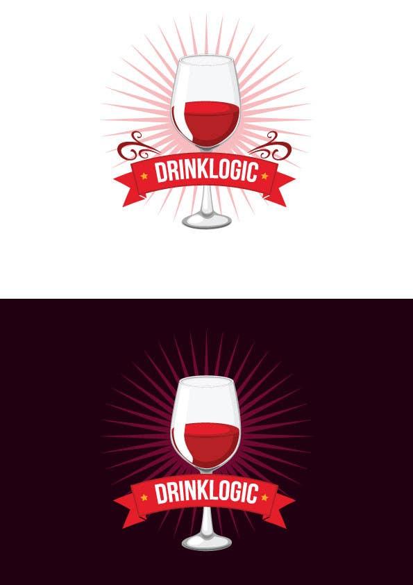 Konkurrenceindlæg #140 for Design a Logo for company name: Drink Logic