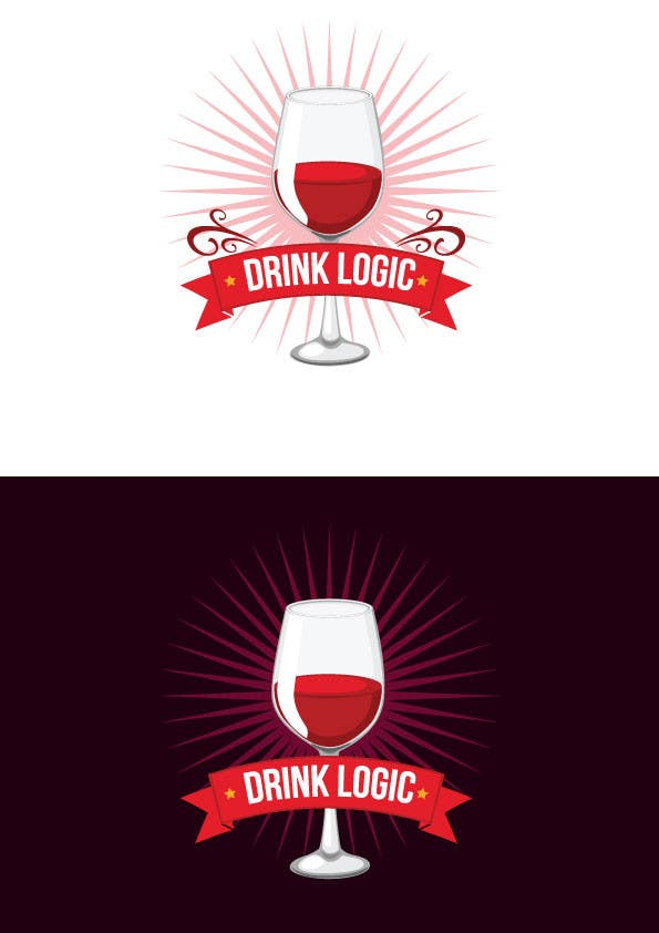 Konkurrenceindlæg #208 for Design a Logo for company name: Drink Logic