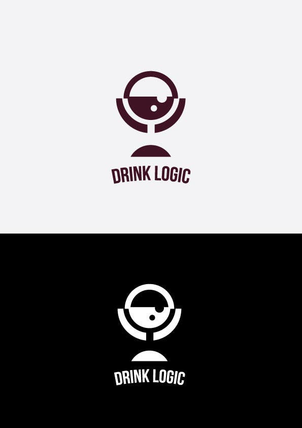 Konkurrenceindlæg #213 for Design a Logo for company name: Drink Logic