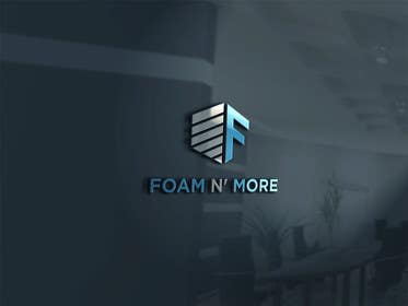 #103 cho Design a Logo for Foam N' More bởi thelionstuidos
