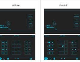 #7 for Illustrator Wireframes for Beat Mechanic af saliyachaminda