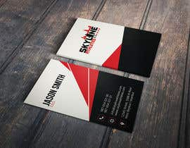 #33 untuk Design some Business Cards and Letter Head for Skyline Athletes LLC oleh Fgny85