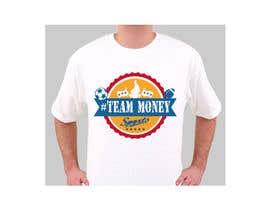 Nro 40 kilpailuun Design a T-Shirt for Sports Company käyttäjältä petersamajay