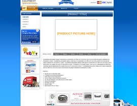 nº 3 pour Design an ebay Template for our eBay store & listings (Themed to our business) par a2zdesignstore