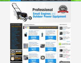 #8 para Design an ebay Template for our eBay store & listings (Themed to our business) por iNoesis