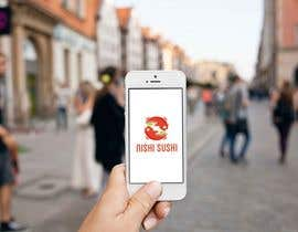 #292 untuk Sushi Delivery and Catering Logo Design oleh thunderbrands