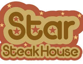 #28 para Design a Logo for steak house. por stanbaker