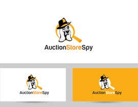 #11 cho Logo for Auction Store Spy bởi mydesign60