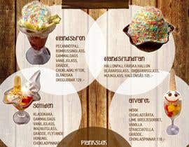 #6 cho Create an ice cream parlor menu bởi AlenaPolyah