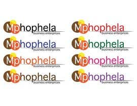 "#11 untuk Design a Logo for ""Mphophela business enterprices"" oleh CCCilliers"
