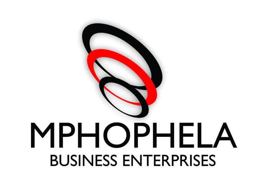 "Penyertaan Peraduan #1 untuk Design a Logo for ""Mphophela business enterprices"""