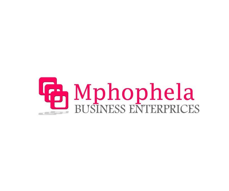 "Konkurrenceindlæg #4 for Design a Logo for ""Mphophela business enterprices"""