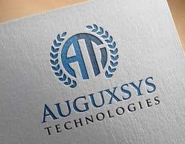 #45 untuk Auguxsys Technologies Logo oleh dreamer509