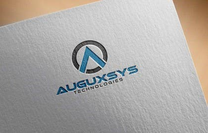 #32 untuk Auguxsys Technologies Logo oleh eltorozzz