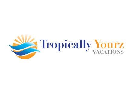 Kilpailutyö #6 kilpailussa Design a Logo for Tropically Yours Vacations
