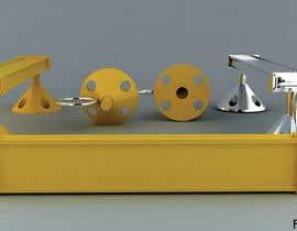 #113 untuk NASA Challenge: Develop 3D Models for Robonaut Simulation-EVA Handrail oleh queryolive