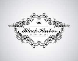 #157 for Design a Logo for a Guitar Strings company called Black Harbor. af meroyano