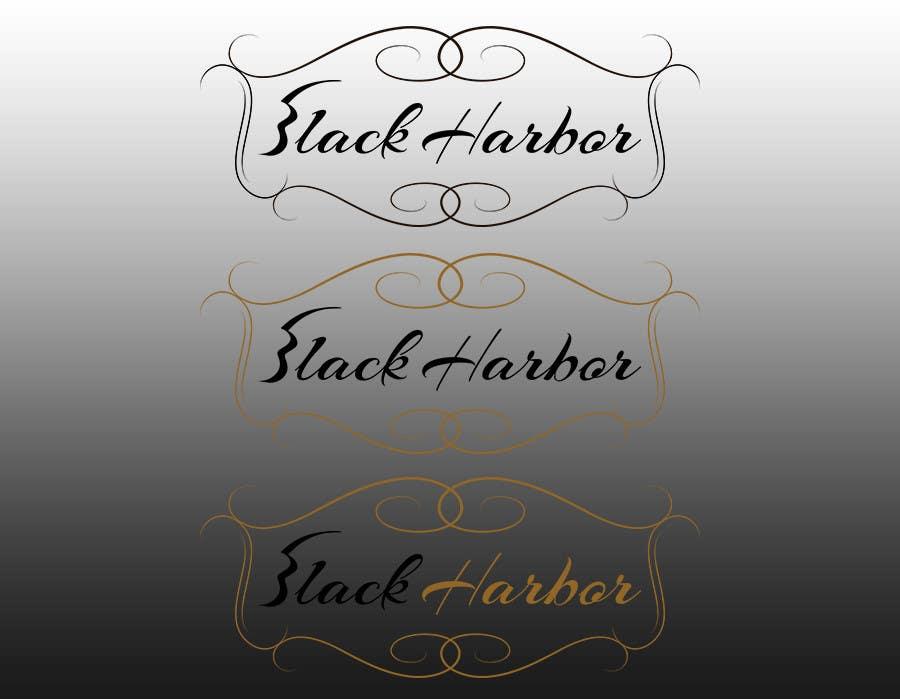 Konkurrenceindlæg #142 for Design a Logo for a Guitar Strings company called Black Harbor.