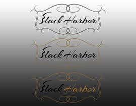 Ismene tarafından Design a Logo for a Guitar Strings company called Black Harbor. için no 142