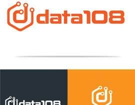 #14 for Design a Logo for Data108 by georgeecstazy