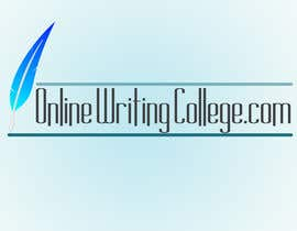 #50 cho Design a Logo for Online Writing College! bởi saranyaarchi