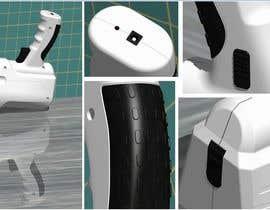 rickq tarafından NASA Challenge: Develop 3D Models for Robonaut Simulation-Large Trigger Flashlight için no 27